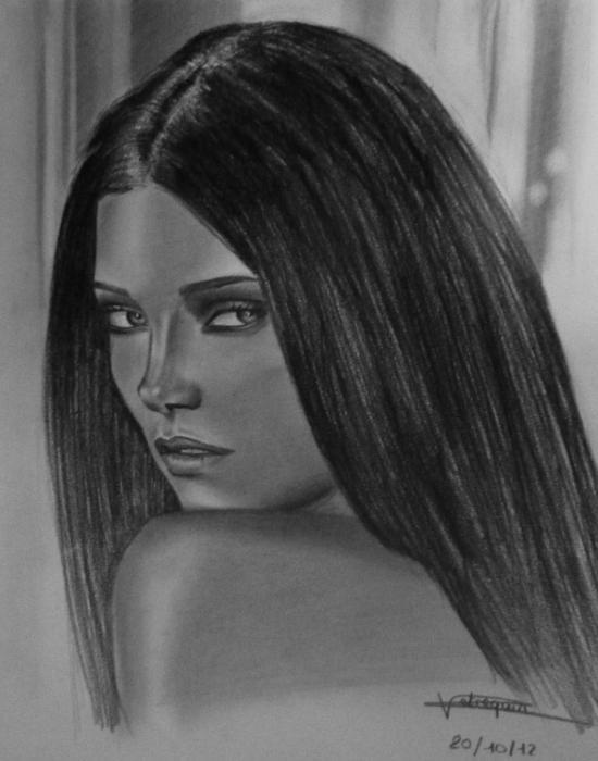 Ashley Greene by Mushu